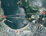 울산시는 대왕암공원 해상케이블카 개발사업의 우선협상대상자로 ㈜대명건설을 대표사로 하는 (가…